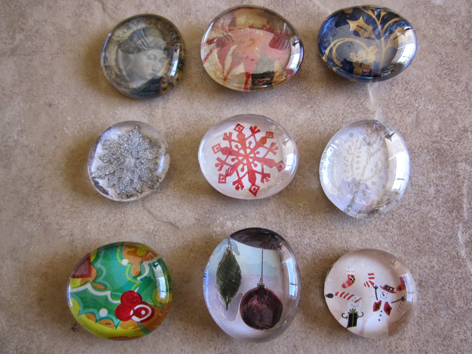 Crafts glass stone magnets and decorative glass stones for Crafts using stones