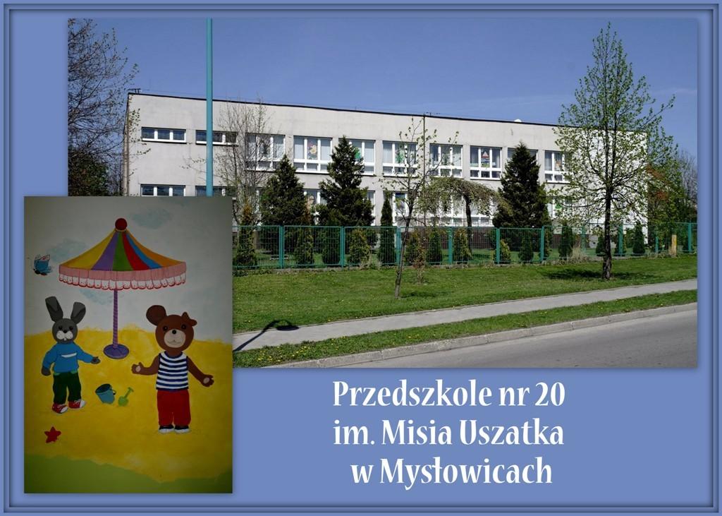 Przedszkole nr 20 im.Misia Uszatka w Mysłowicach