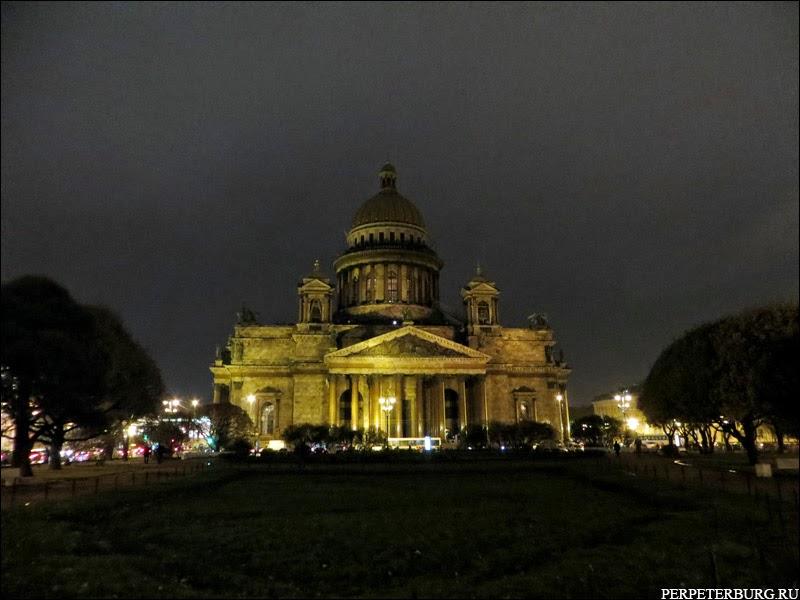 Стихи о Санкт-Петербурге Исаакиевский собор