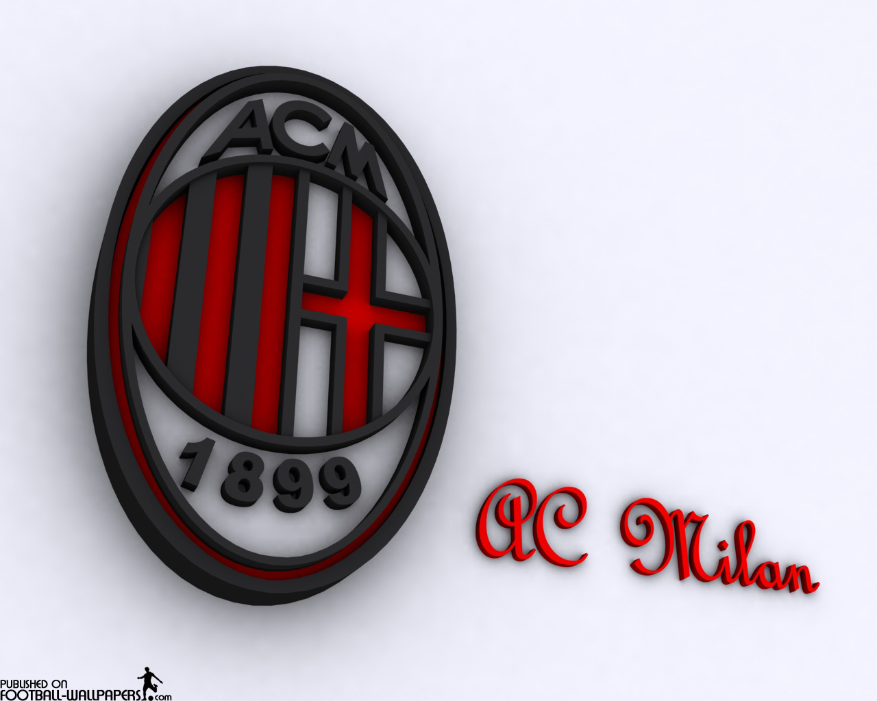 Sports celebrity ac milan football club for Sfondi milan hd