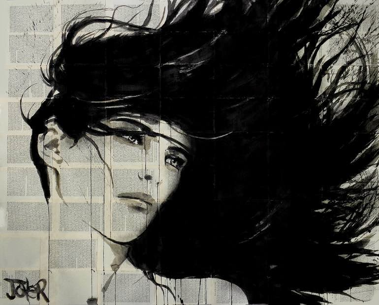 32-Willow-Loui-Jover-Drawings-on-Book-Pages-www-designstack-co