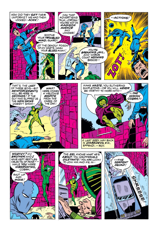 Captain America (1968) Issue #163 #77 - English 3