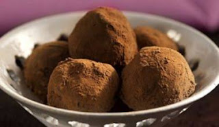 Como Fazer Trufa de Chocolate