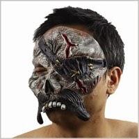 маска хэллоуин купить