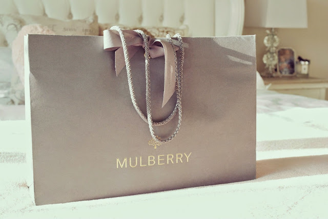 Mulberry bag from Bicester Village