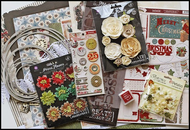 December Bits & Pieces Give Away!