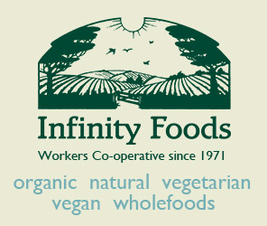 BRIGHTON'S 100% VEGETARIAN CO-OP