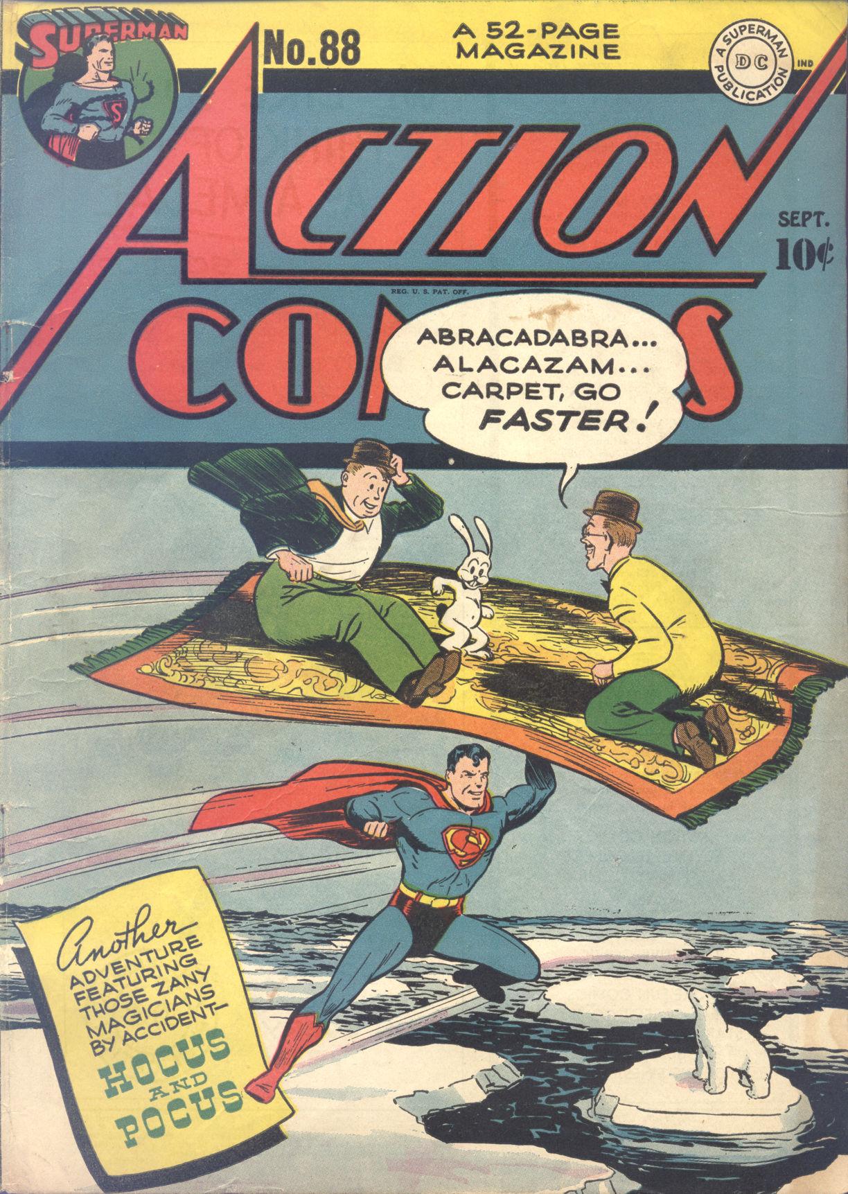 Action Comics (1938) 88 Page 1