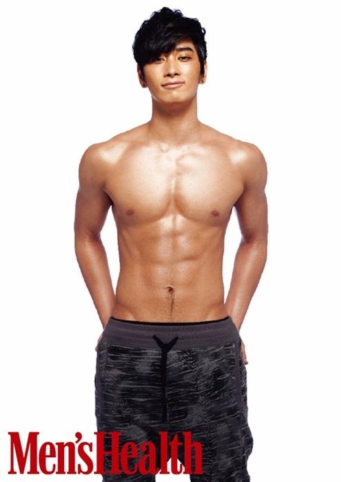 U Kwon Abs Filebook: You're Idols...