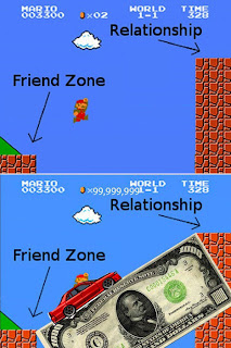 friend zone relationships money super mario gap, relationships money, relationsips, relationships super mario, relationship super mario, super mario money