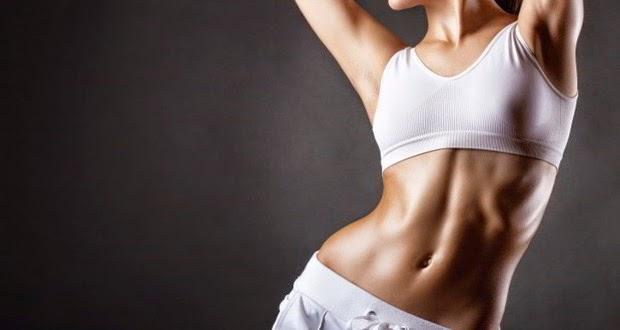 10 Dakikada Göbek Sıkılaştıran Egzersiz