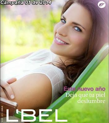 catalogo lbel campaña 1 2014
