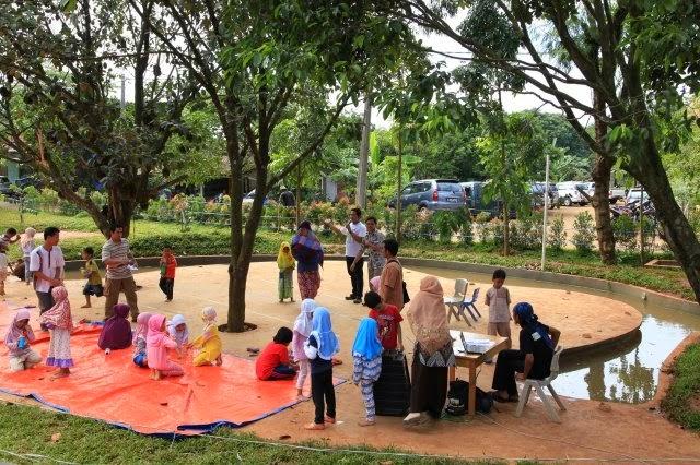 sejarah sekolah alam depok
