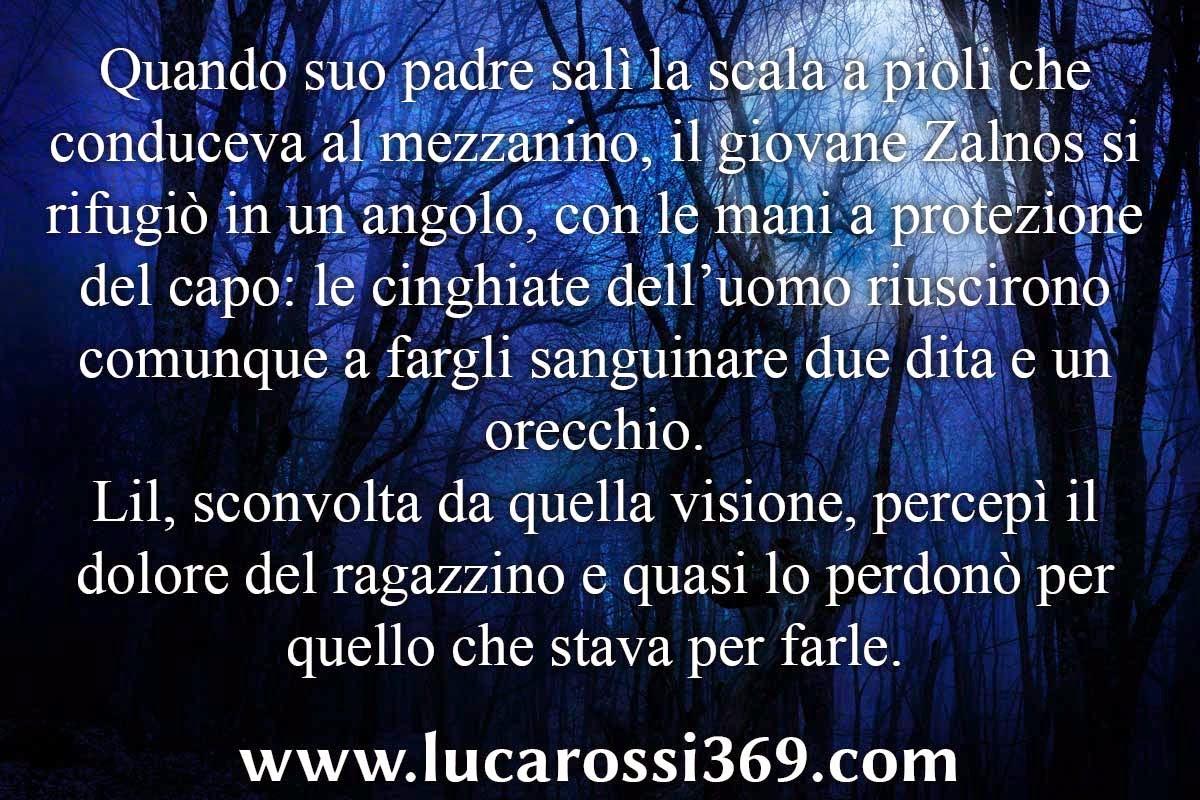 L'Erede della Luce di Luca Rossi - Estratto 'Visione'