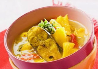 Makanan Khas Jambi Indonesia