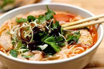 Vietnamese Fish Recipe - Bún Cá Ngừ