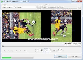 Cara mudah untuk edit Posisi Video Terbalik