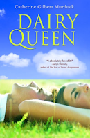 Book cover of Dairy Queen by Catherine Gilbert Murdock