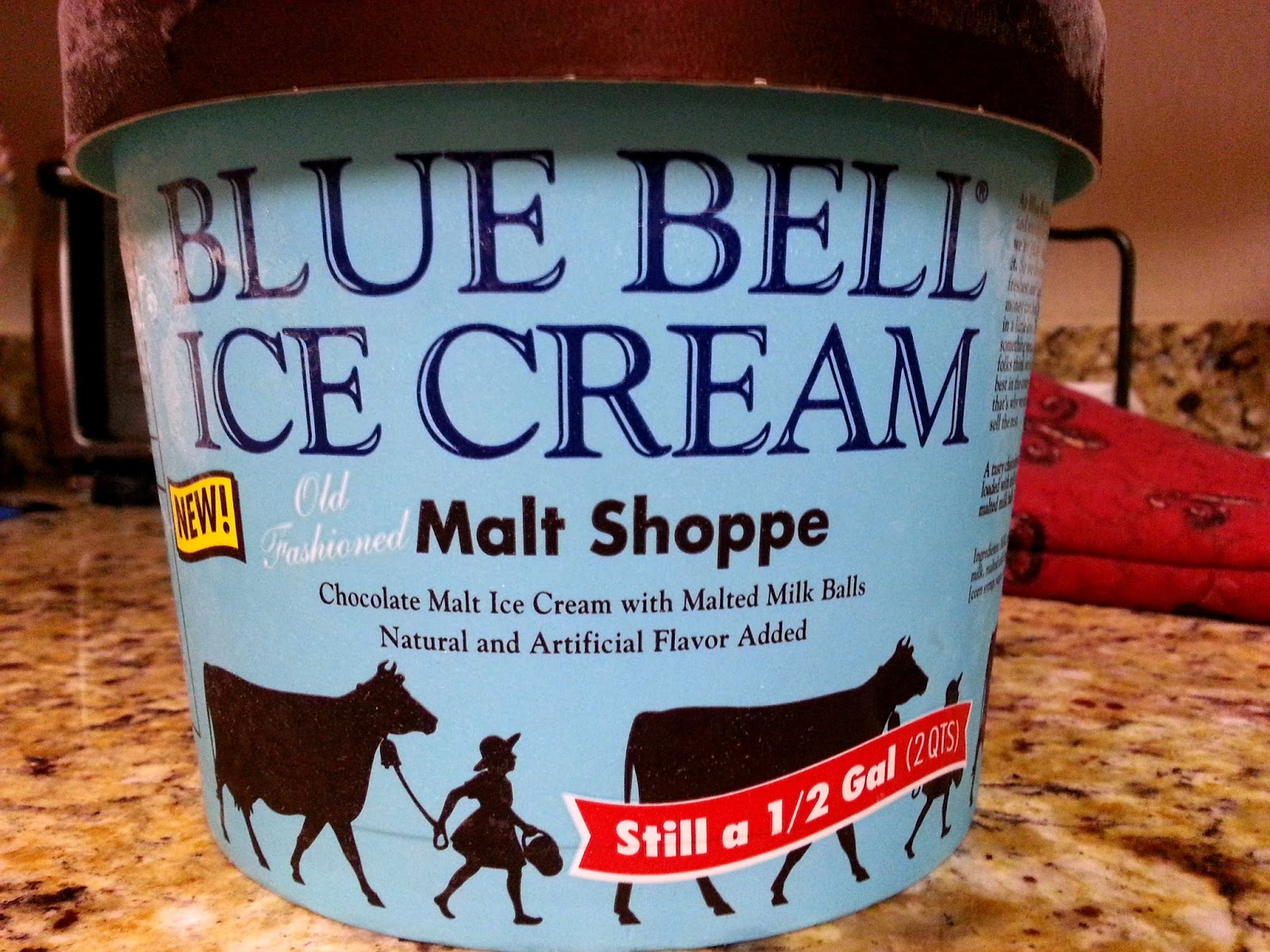 food and ice cream recipes: READER REVIEW: Steve's Review of Blue ...