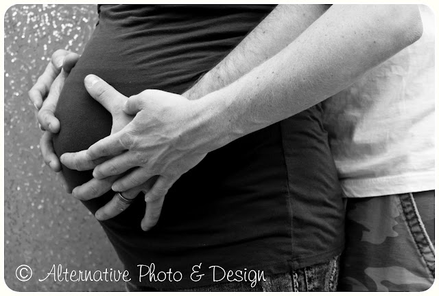 All Baby Belly – Maternity Photography – Janesville, WI