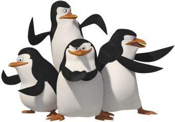 Red Alert kaland Madagascar-penguins