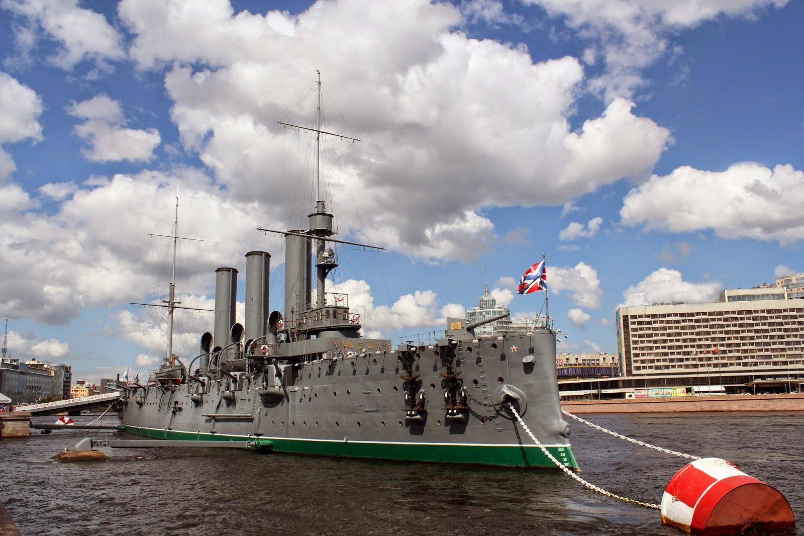 главный корабль страны Советов