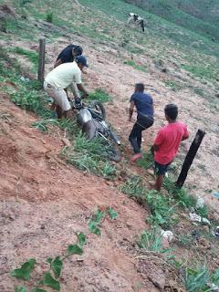 MA 318 entre Bom Jardim e o KM 18 é marcada por vários acidentes na tarde deste Domingo. Vídeo