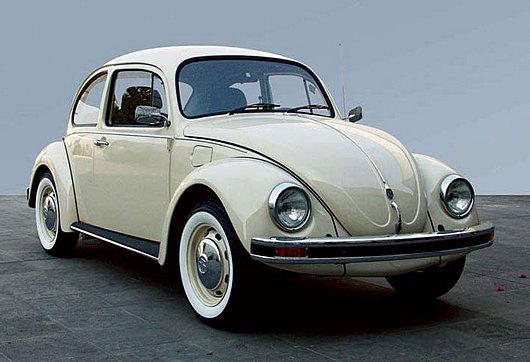 old volkswagen beetle