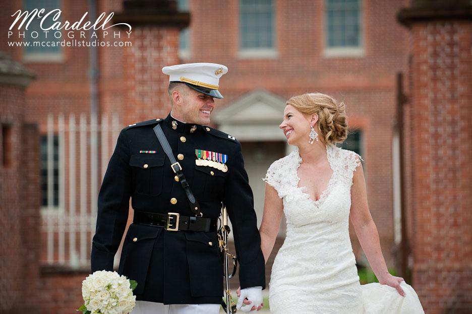 Tryon Palace Weddings