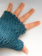 Skaði Fingerless Gloves