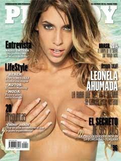 Revista Playboy Argentina-Diciembre 2013 PDF Digital