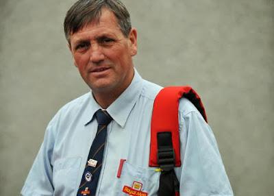 Garry Haldane - HMS Conqueror