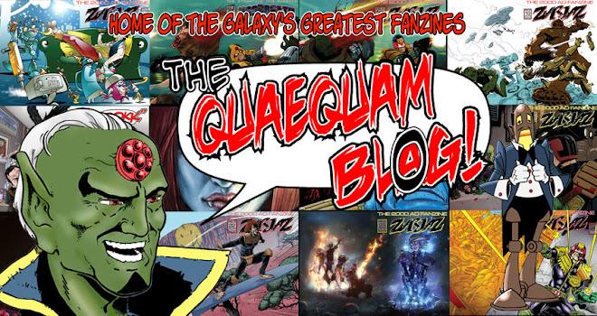 The Quaequam Blog