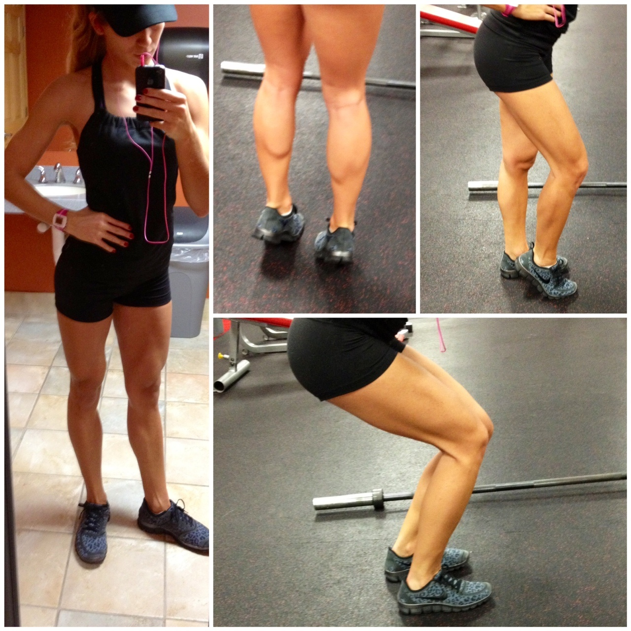 Week 2 Progress Picts & Leg Toning/Tightening Tips ...
