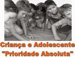Proteja nossas criança e Adolescentes