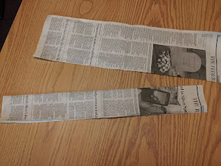newspaper strip