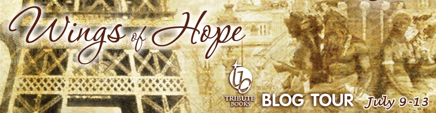 Wings of Hope Blog Tour