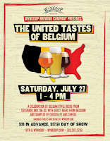 United Tastes of Belgium