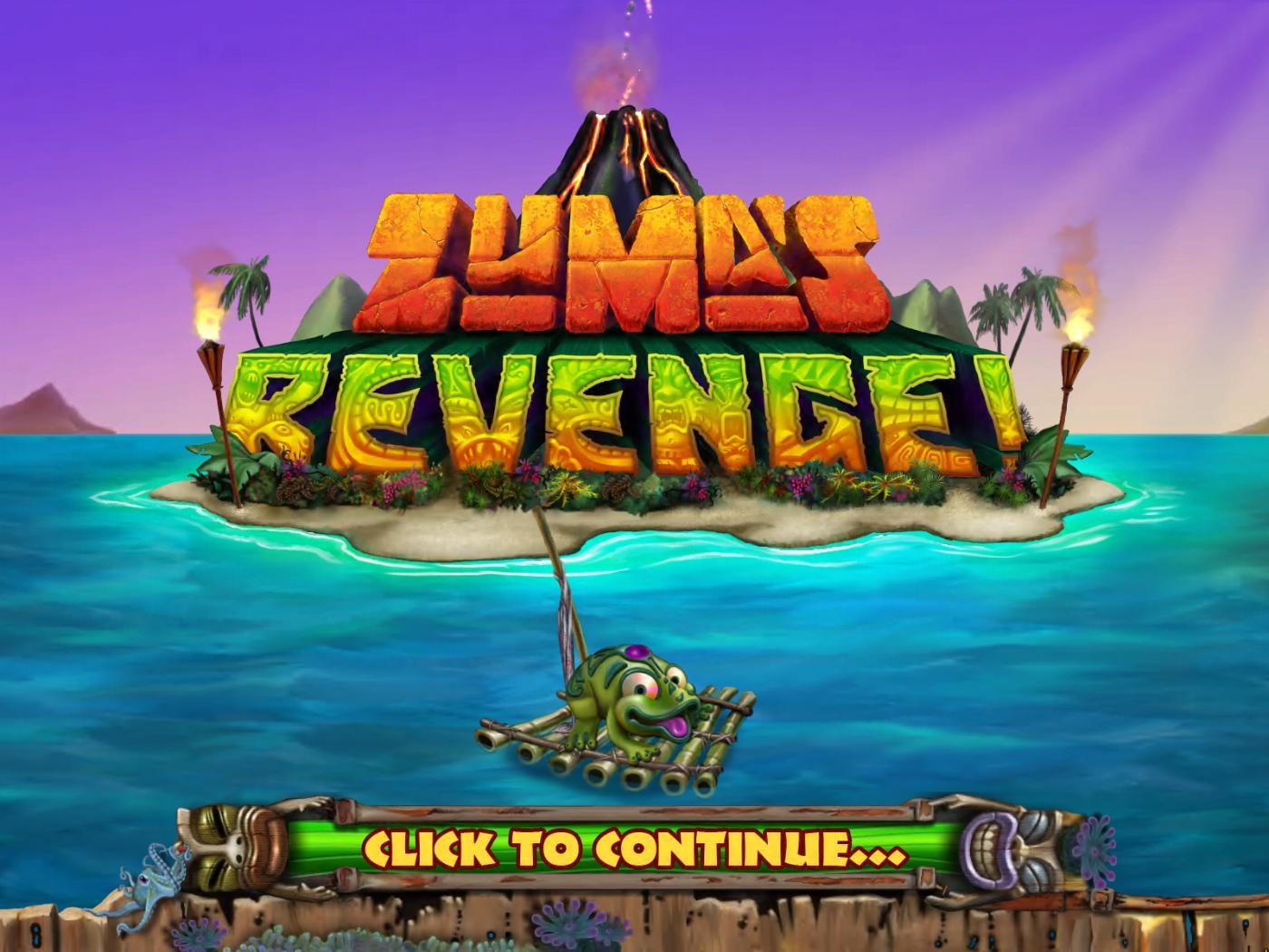 Zuma's Revenge! PC Game