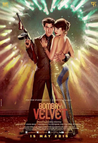 Bombay Velvet (2015) Movie Poster No. 3
