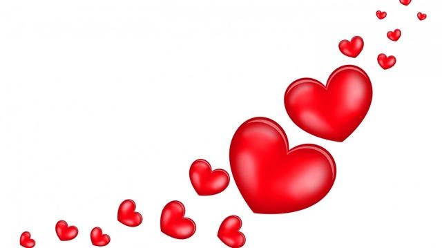 Hình ảnh trái tim tình yêu đẹp ấn tượng