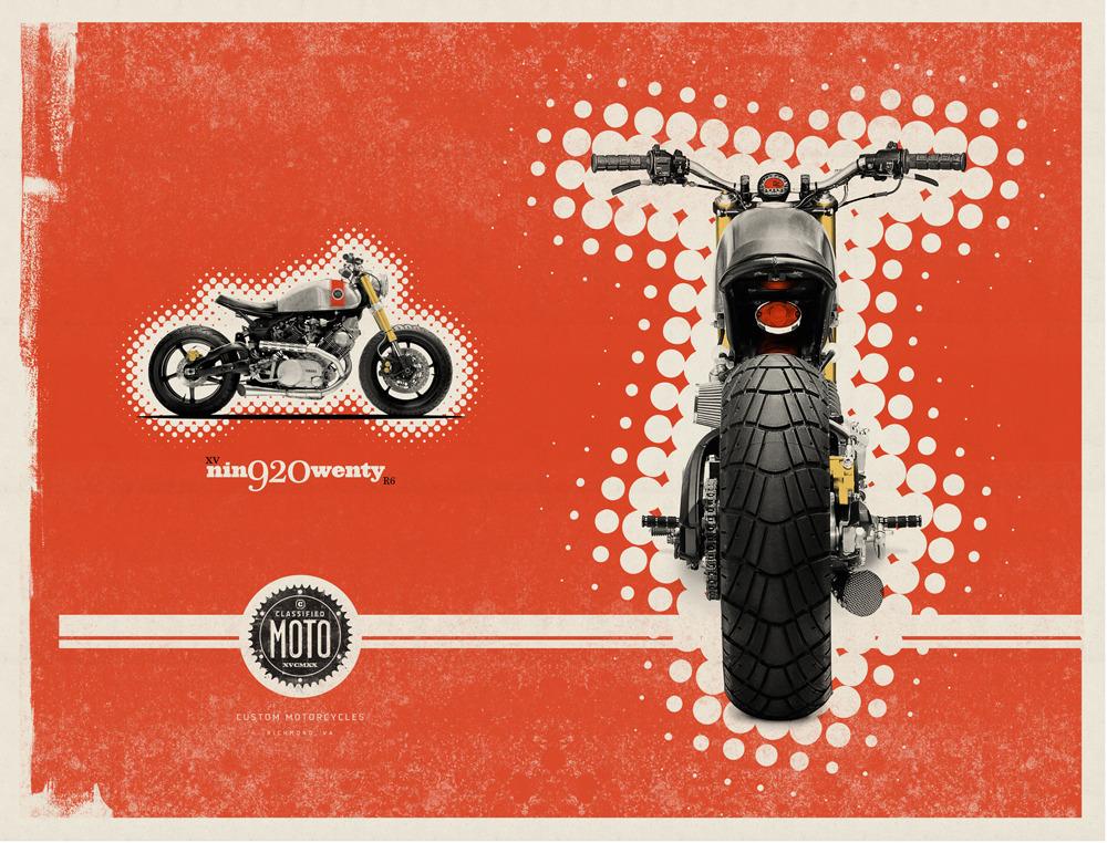 john ryland's xv920 poster