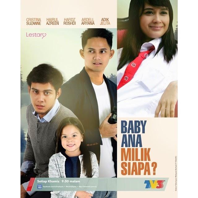 Tonton Online Baby Ana Milik Siapa Full Episode; Lestary TV3   Nakhoda