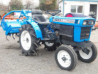 trakter Iseki TX1510 2WD