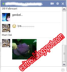 Nah Ini Dia Cara Chat Facebook Pake Gambar
