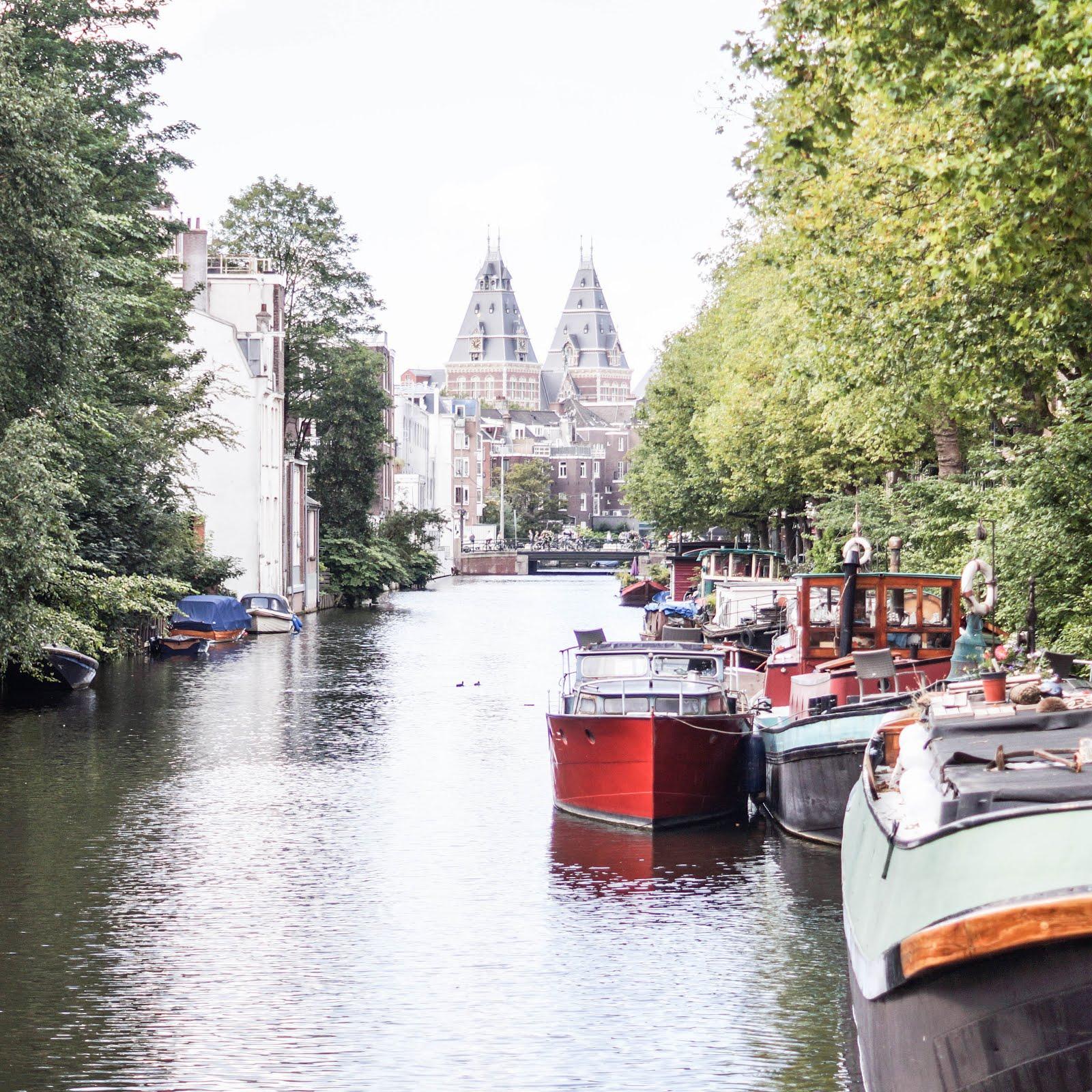 Mon cityguide à Amsterdam