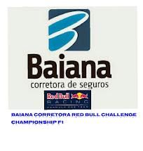 BAIANA CORRETORA RED BULL CHALLENGE CHAMPIONSHIP F1
