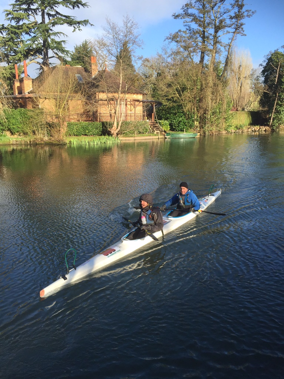 Devizes to Westminster Canoe Race