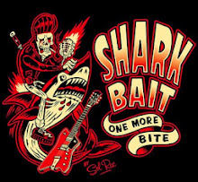 SHARK BAIT • first Psychobilly irish band
