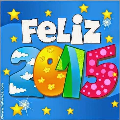!!! FeLiZ AñO NuEvO 2015¡¡¡